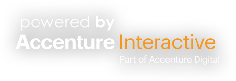 Powered by Accenture Interactive